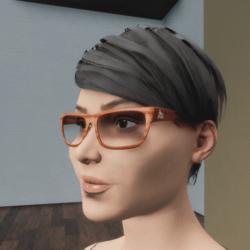 Glasses Nero wood