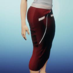 Cotton Day Skirt
