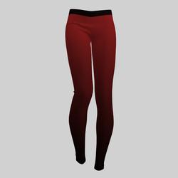 Leggings Maddy Gradient Red 2.0