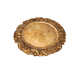 Vintage Ornate Plate