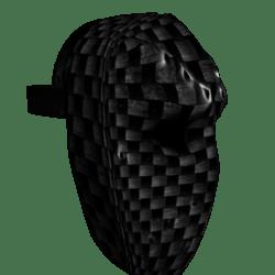 Full Checkered Battle Mask (Male)