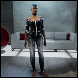 bodysuit spikes
