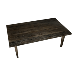 Old Ranch Table