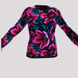 Lilly Flower Sweater