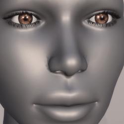 Women Eyes - Brown