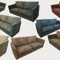 Old Dirty Couches - Collection