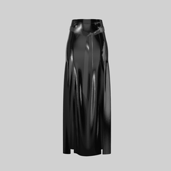 Skirt Briana Vinyl Black 2.0