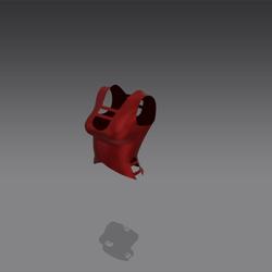 Electra Shirt - Red (MsAquaria)