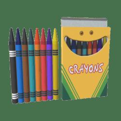 Crayons FP