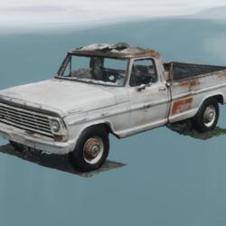 Pickup Truck Scan