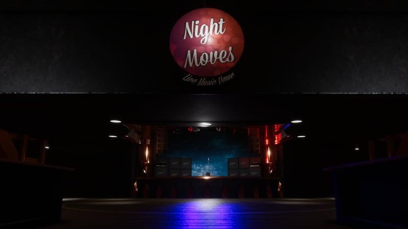 Night Moves _ Live Music Venue