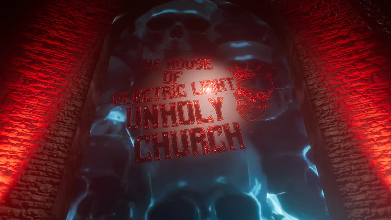 Electric Light Unholy Church (Slatanic Mechanic)