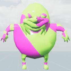 Ugandan (Splatoon) Knuckles