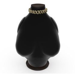 ChainChoker 24k Gold [FEMALE]