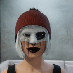 The Sorrow Makeup