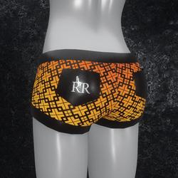 Shorts New Style orange