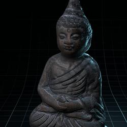 Polygon ~ Buddha Statue