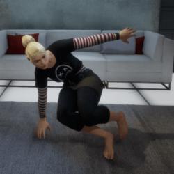 Breakdance 3 (Female)