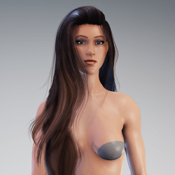Marnie - Young Female Avatar with Moderate Heels