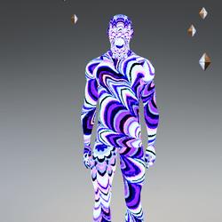 Avatar Male Blues