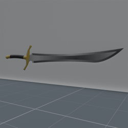 Scimitar Sword