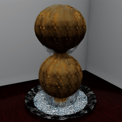 WaterBall GOLD 01-Proj05