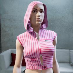 top hood pinklines