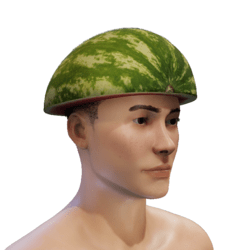 Watermelon Head Attachment