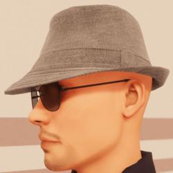 TKA Hat trilby man Cotton 1