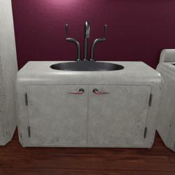 Deco Kitchen Sink