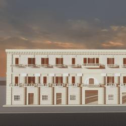 BUILDING TWO FLOOR ZT