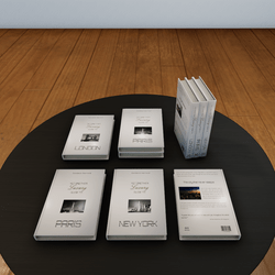 Book  Luxury Guides White Pack