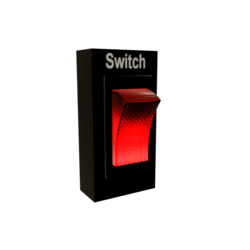 Animated Rocker Switch