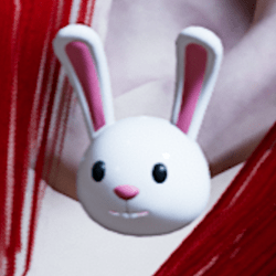 Bunny Earrings (TM)