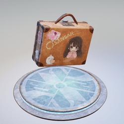 Kawaii Travel Case