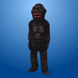 Gorilla Costume (Dark Face)