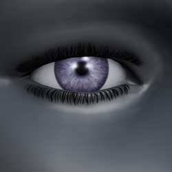 Men Eyes - Light Amethyst