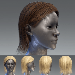 TC_Hair_V01 Demo