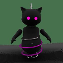 Robo Kitten Pink