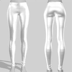 Leggings Maddy White