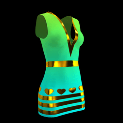 Lily Heart Dress 11
