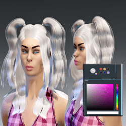 diane hair-4 summer colection (collor pic)