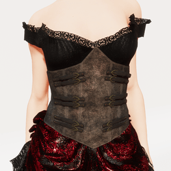 Pirate Wench Corset