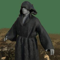 Wizard Robes Black