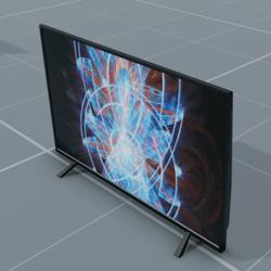 Modern TV Media Surface
