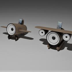 Speaker Aircraft
