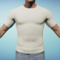 Natural Cotton Men's T-Shirt