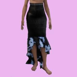 Hallo Ween Skirt