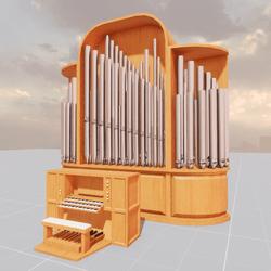 Pipe Organ C