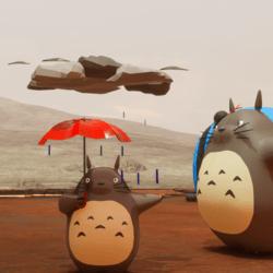 Rain Cloud Cat